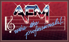 American Federation of Musicians company